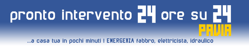 Castelnovetto pronto intervento 24 ore