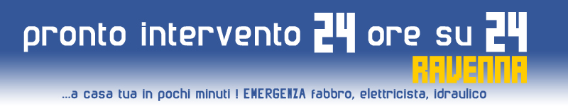 Top Faenza Pronto Intervento 24 ore su 24